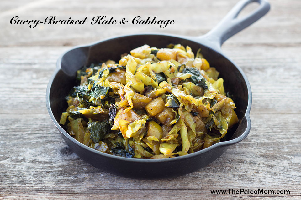 Curry Braised Kale and Cabbage-007 copy