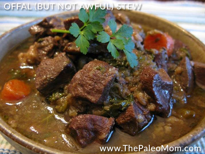 Offal But not Awful Stew