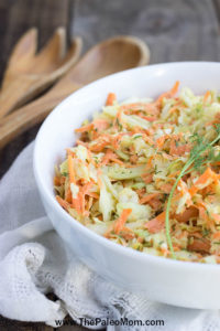 The Best Creamy Coleslaw copy