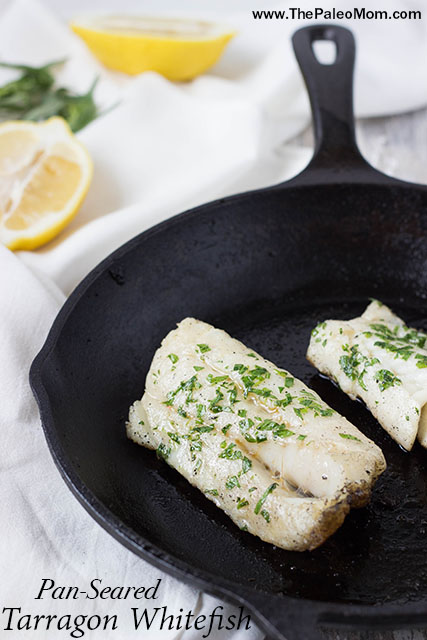 Pan Seared Tarragon Whitefish-032