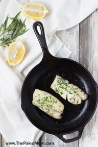 Pan Seared Tarragon Whitefish-049