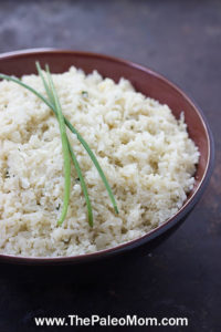 Ginger Garlic Cauliflower Rice-025
