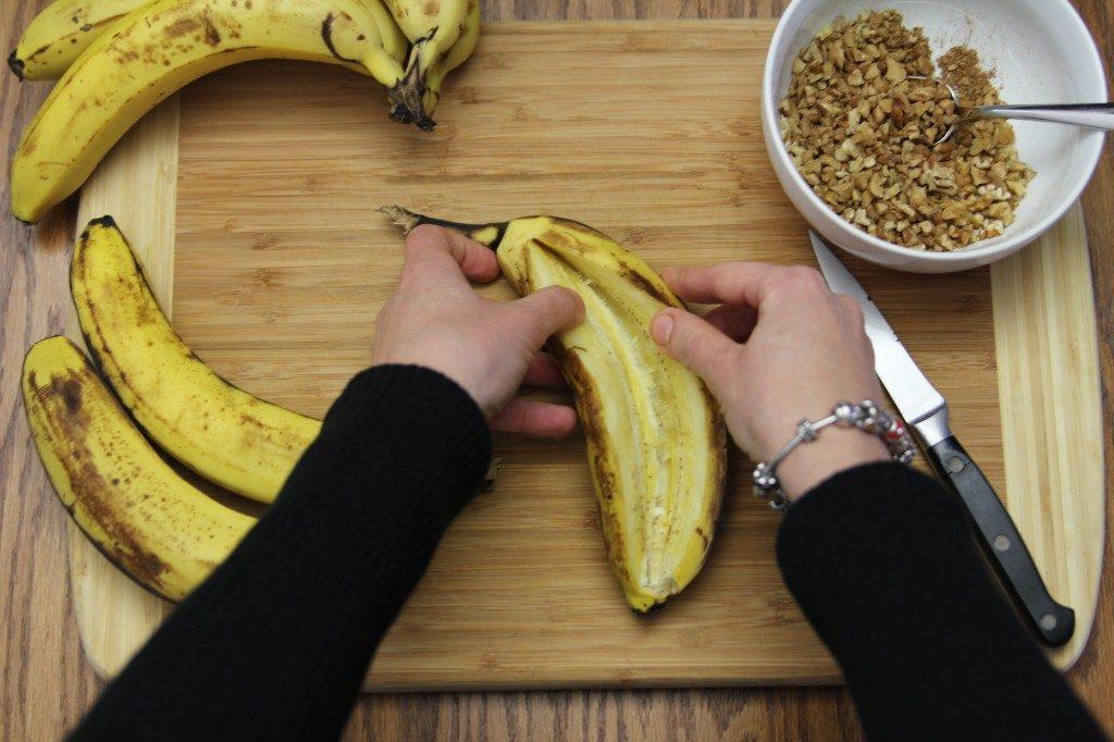 Barbecued Stuffed Bananas | The Paleo Mom