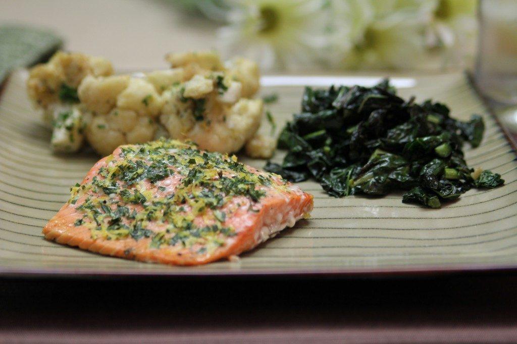 Lemon-Tarragon Salmon | The Paleo Mom