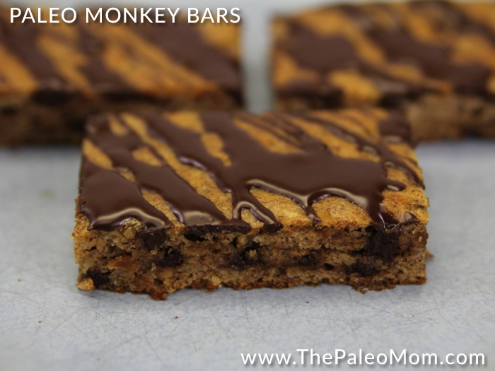Paleo Monkey Bars