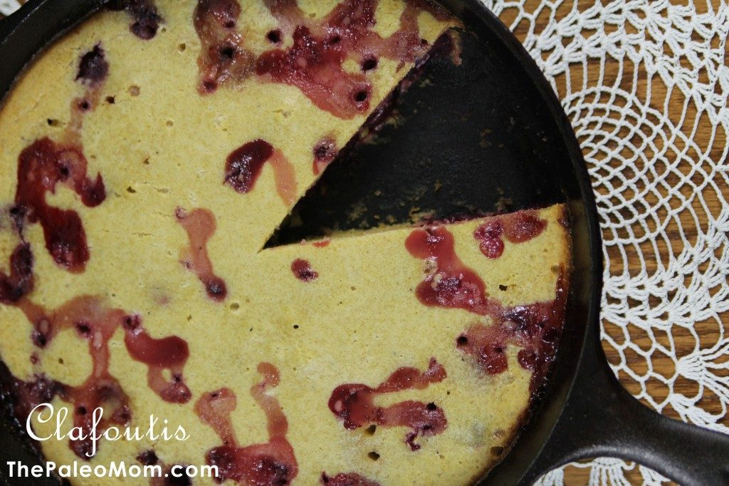 Clafoutis | The Paleo Mom