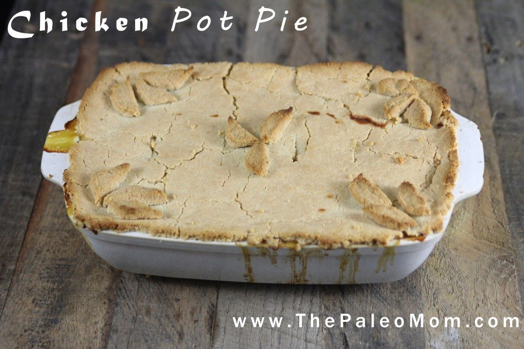 Chicken Pot Pie 3