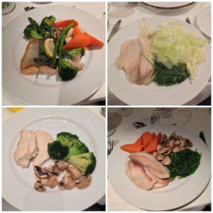 Dinner Collage