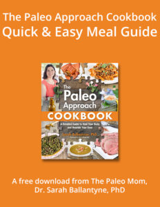 TPAC Quick Easy Meal Guide Cover