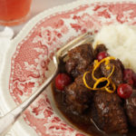 Beef Stew /w Orange & Cranberries (aip & gaps friendly)
