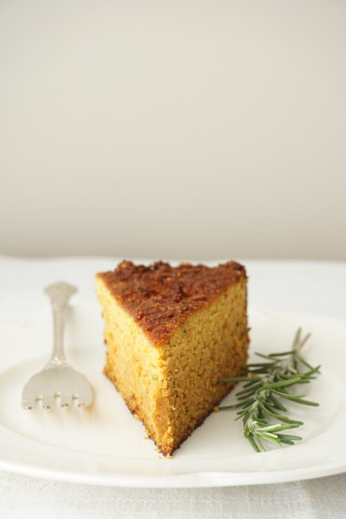rosemary roasted butternut cake {AIP}