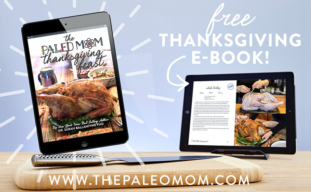 Free Thanksgiving Ebook