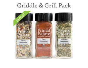 Griddle and Grill Pack