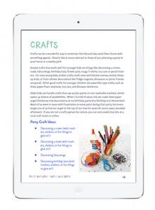 Birthday-Party-iPad-Crafts