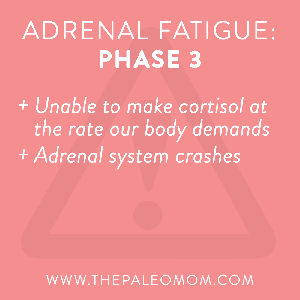 the-Paleo-mom-what-is-adrenal-fatigue-demistifying-adrenal-fatigue-phase-3