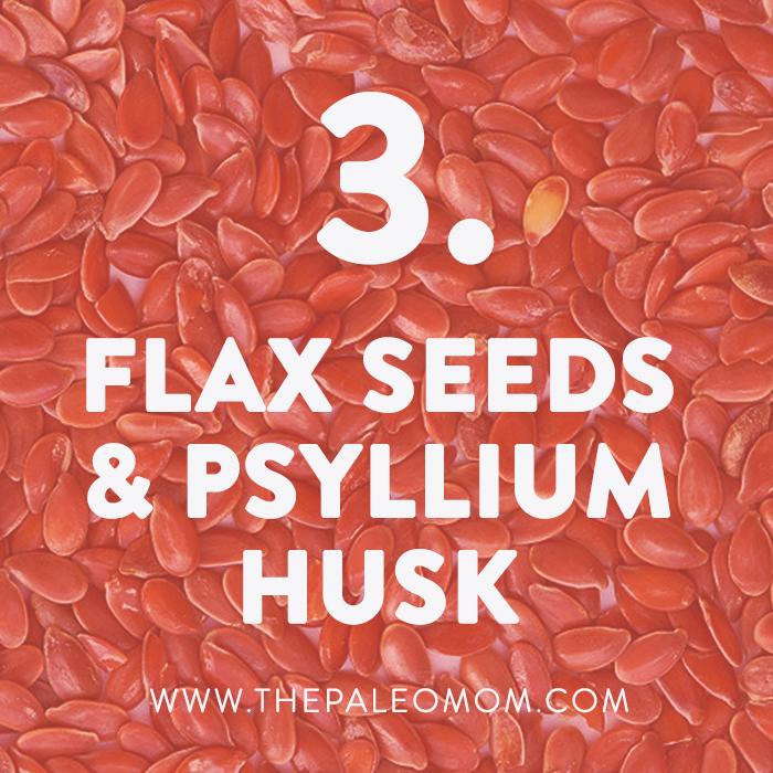 flax psyllium