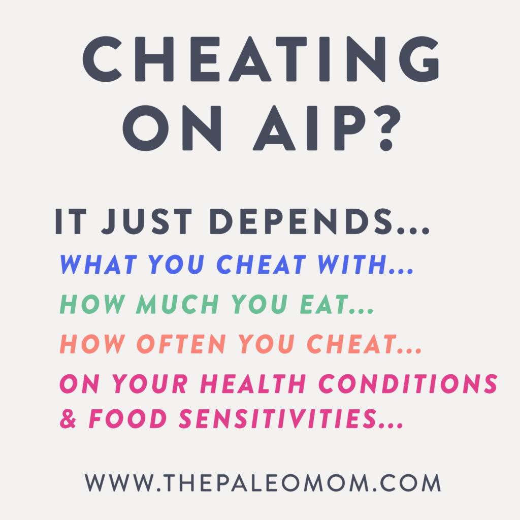 cheating on aip