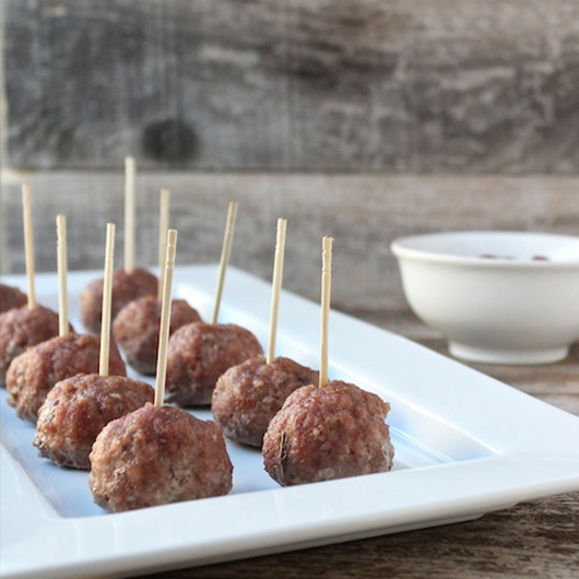 thanksgiving meatballs