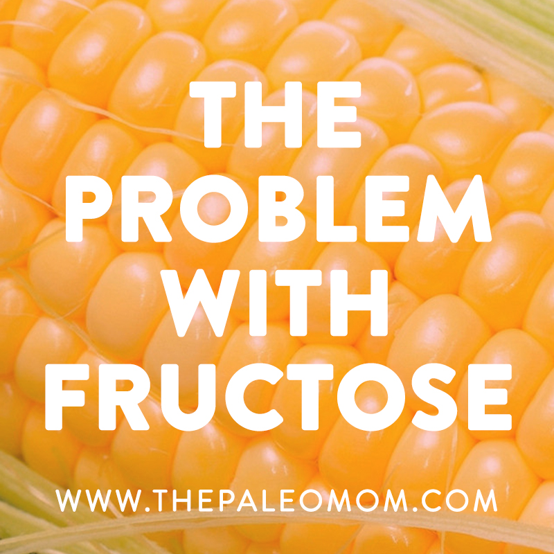 problem with fructose