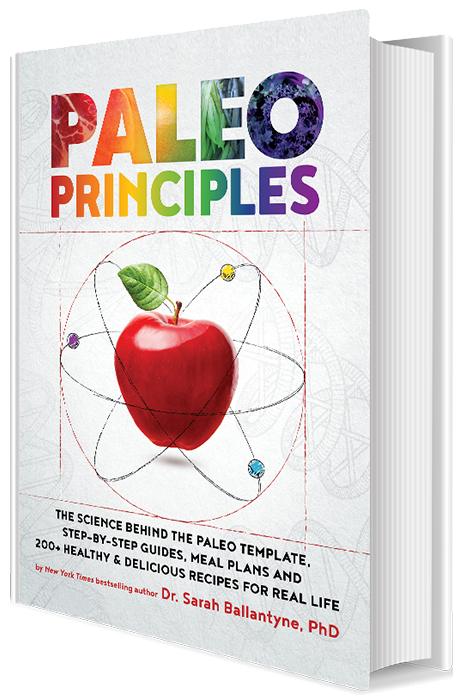 paleo principles book with angie