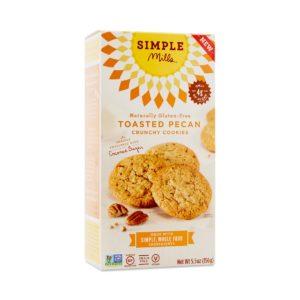 Simple Mills Pecan Cookies