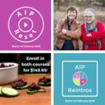 30-day AIP Rest & Reintros programs