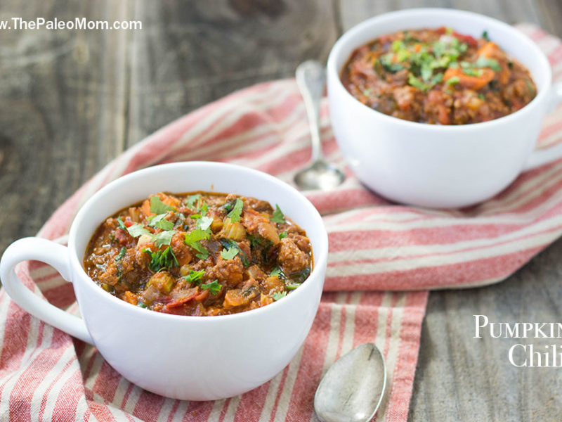 Pumpkin Chili wide