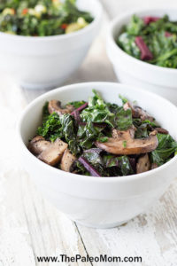 Braised Kale with mushrooms21 copy
