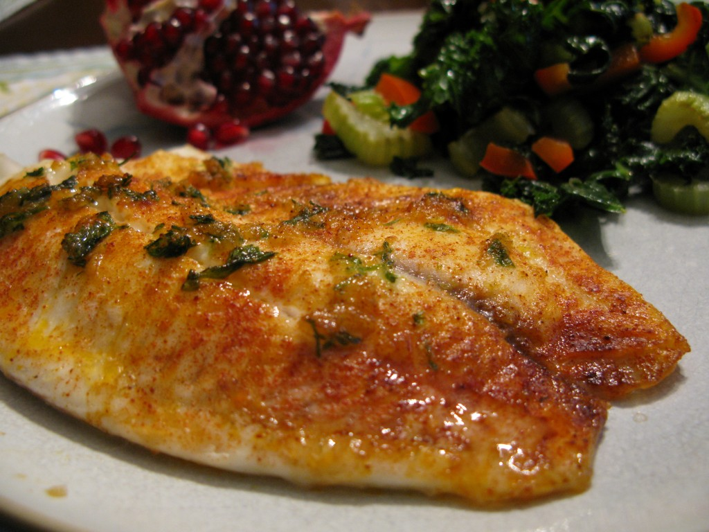 Garlic margarita tilapia whitefish for Recipes for tilapia fish
