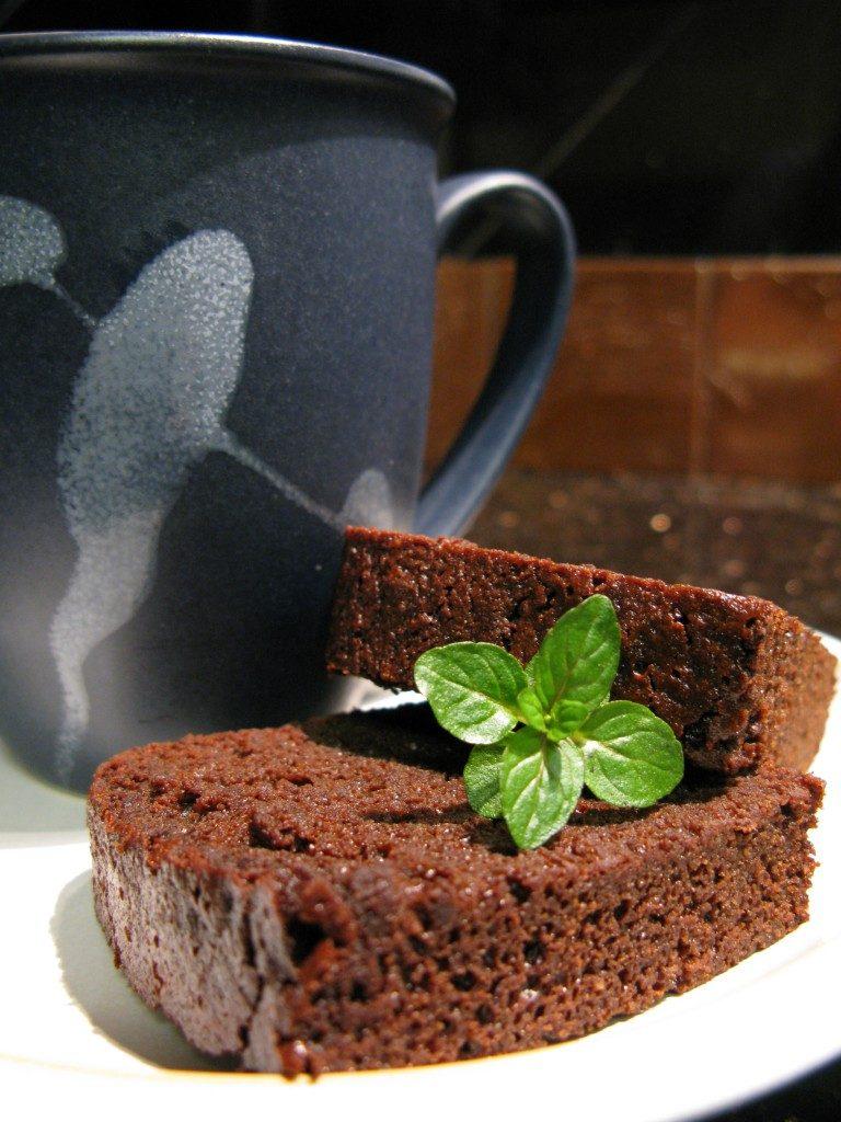 Mexican Chocolate Coffee Cake - The Paleo Mom