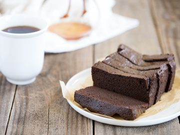 Mexican Chocolate Coffee Cake