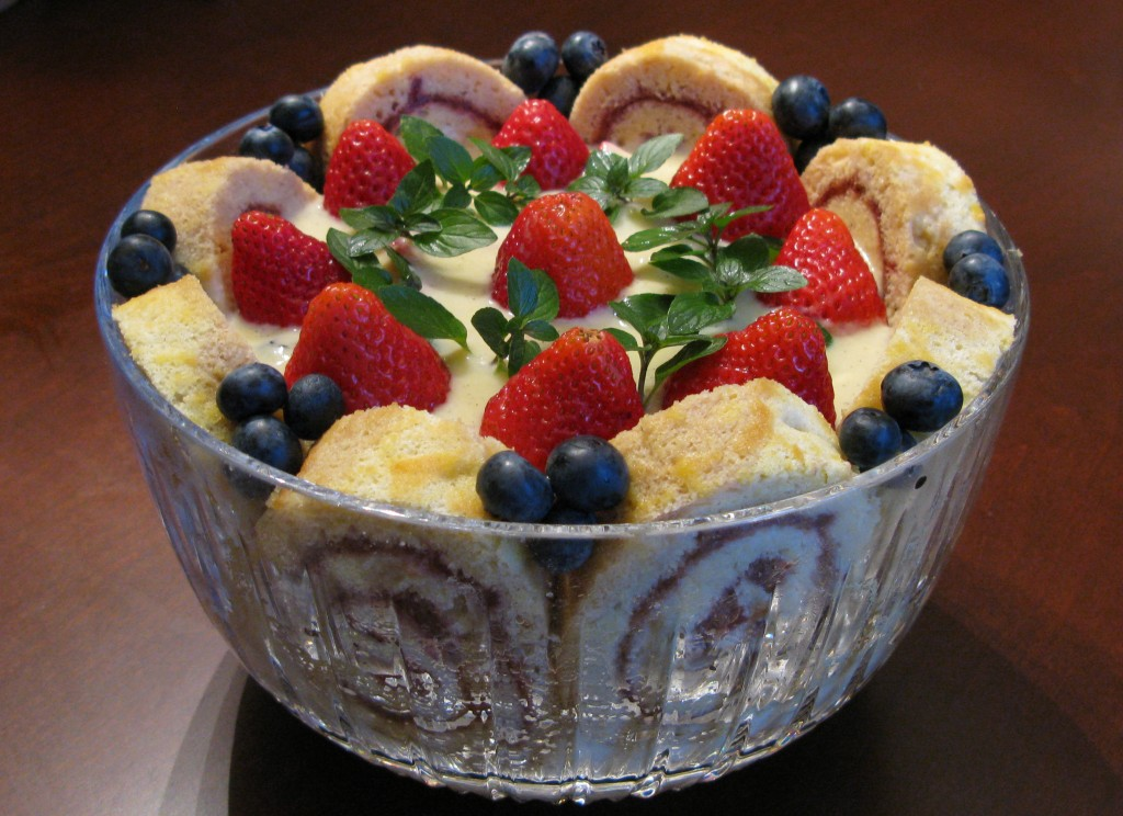 Christmas Trifle - Say YesSay Yes Christmas Trifle - Easy and ...