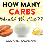 how many carbs should we eat