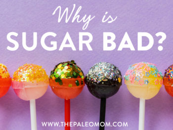 why is sugar bad