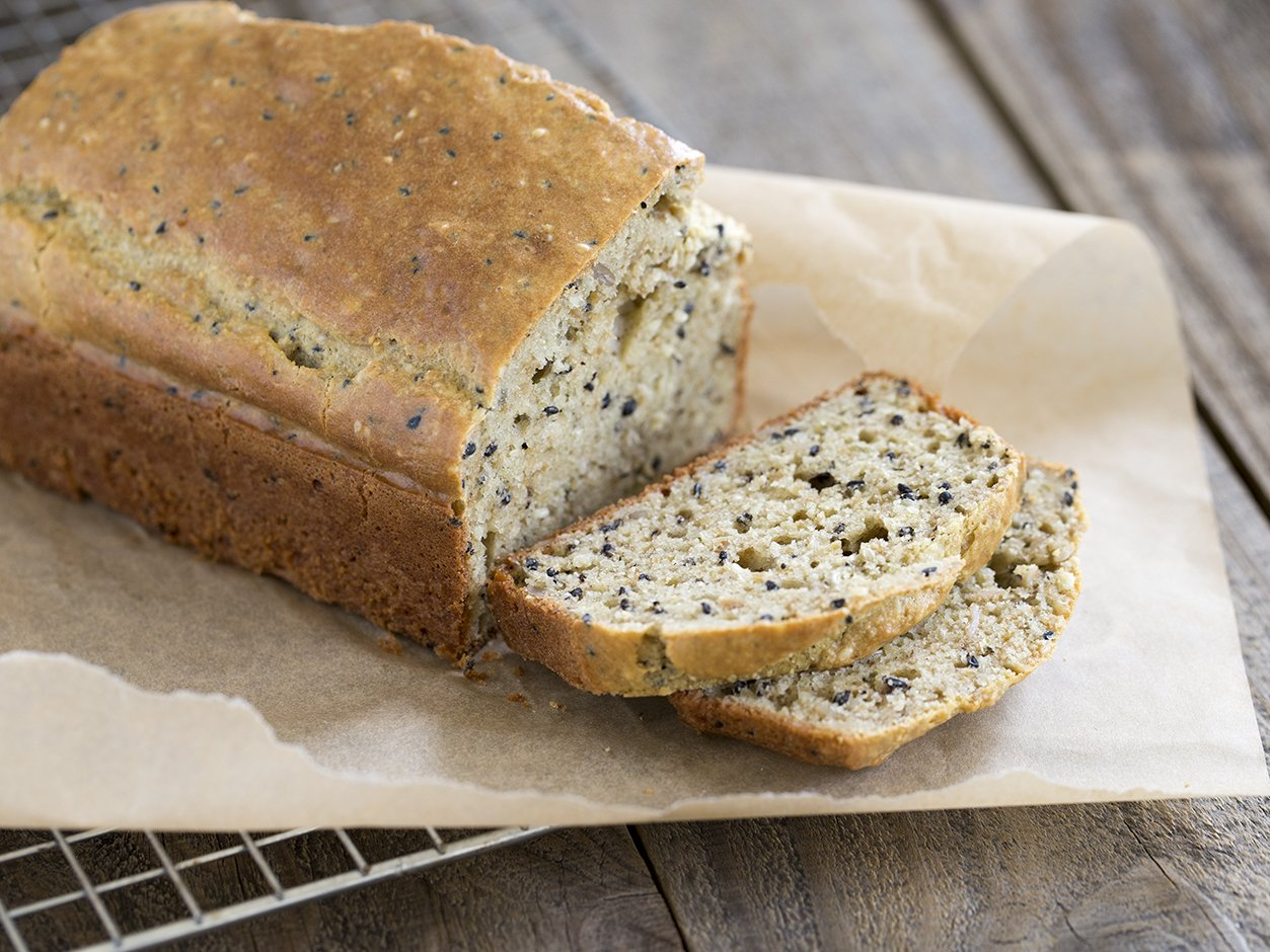 Multigrain Quick Bread