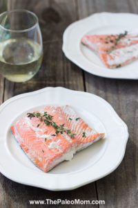 Wine Poached Salmon-014