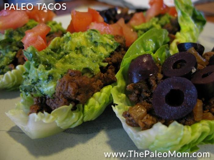 Paleo Tacos 2