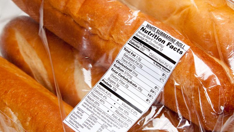 Bagged Bread
