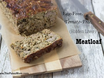 Hidden Liver Meatloaf