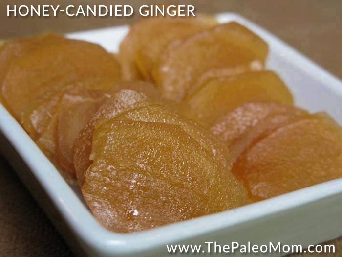 Honey-Candied Ginger