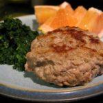 garlic beef sausage