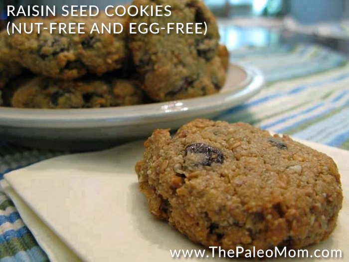 Raisin Seed Cookies