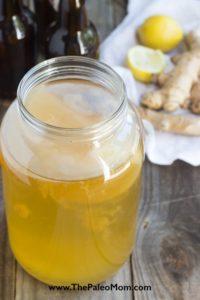 Ginger Lemon Kombucha-5 copy