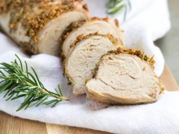 Herb Crusted Pork Loin