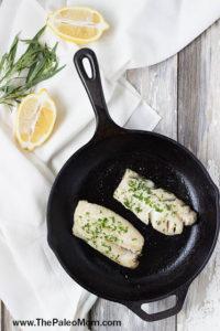 Pan Seared Tarragon Whitefish-049