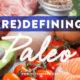 redefining paleo