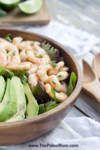 Shrimp and Avocado Salad-7