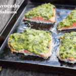 Basil Avocado Baked Salmon-2 copy