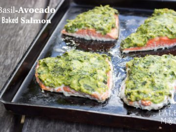 Basil Avocado Baked Salmon-2 copy