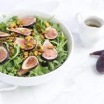 Fig and Pistachio Salad